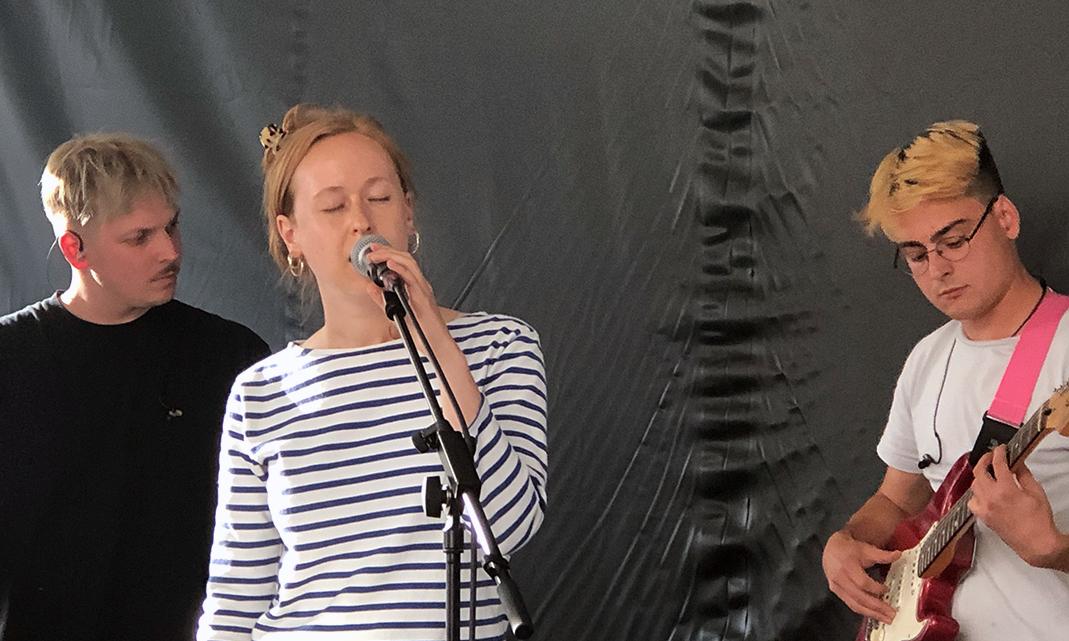Nurit Hirschfeld <br> in concert