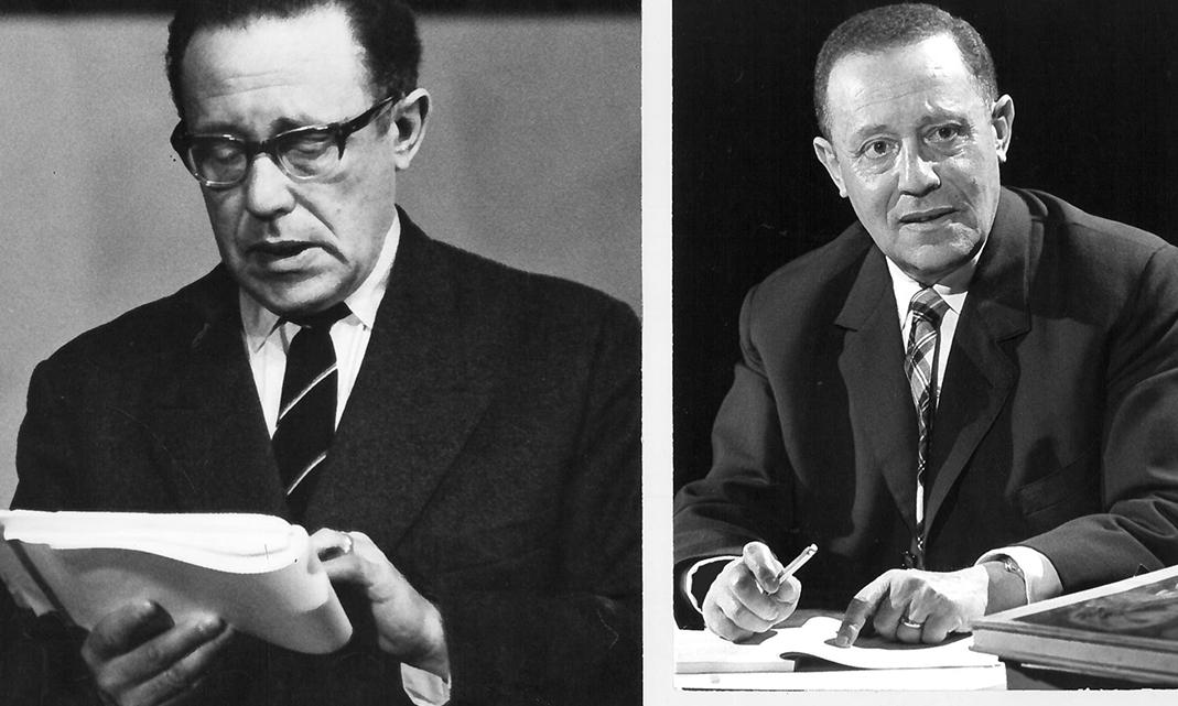 80 Jahre Omanut – das waren die Gründer: Kurt Hirschfeld – der Dramaturg und Theaterdirektor