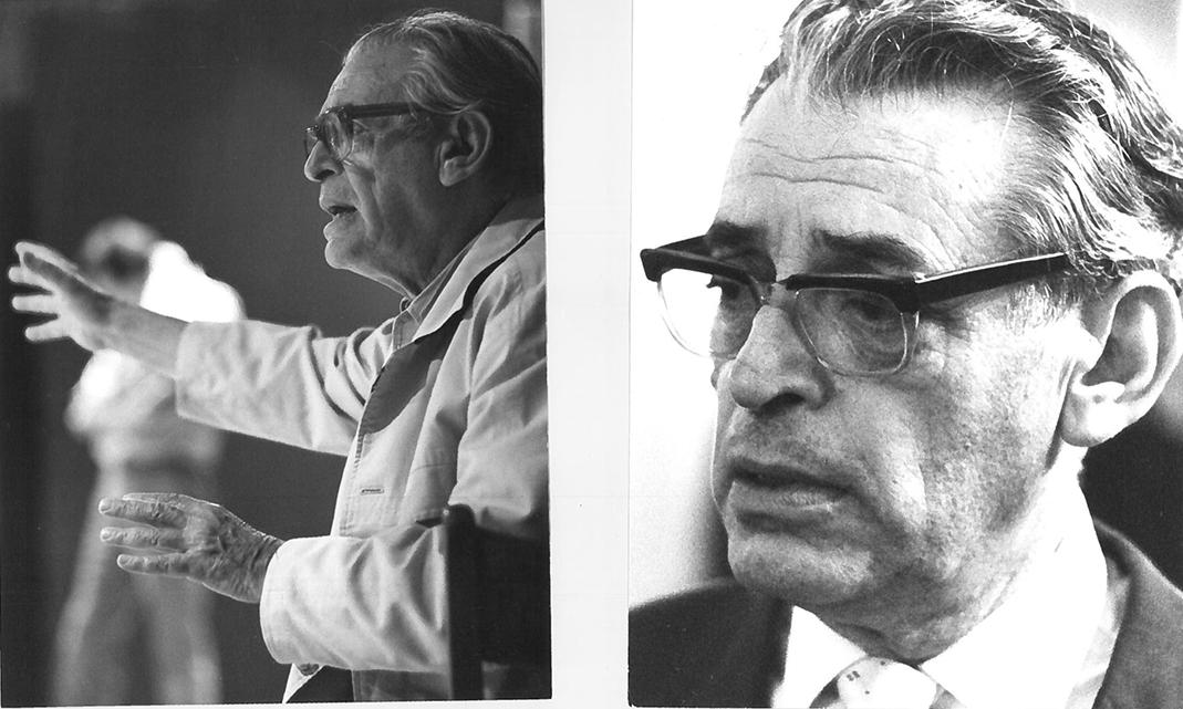 80 Jahre Omanut – das waren die Gründer: Leopold Lindtberg – der Theater- und Filmregisseur