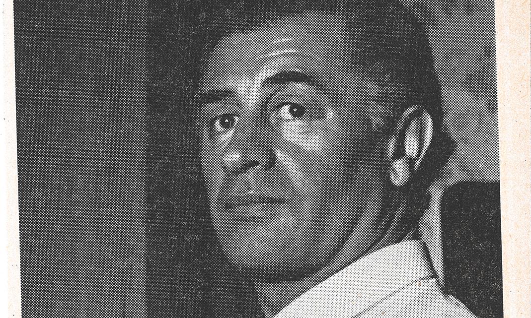 80 Jahre Omanut – das waren die Gründer: Heinz Rosen - der Tänzer und Choreograph