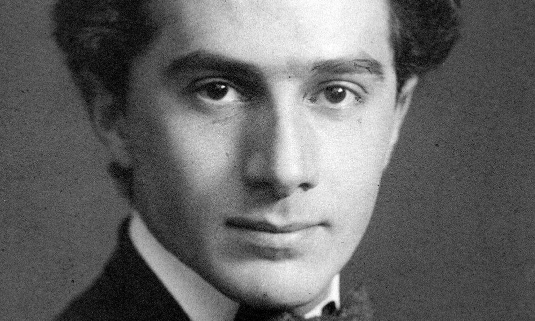 80 Jahre Omanut – das waren die Gründer: Alexander Schaichet - der Geiger und Dirigent